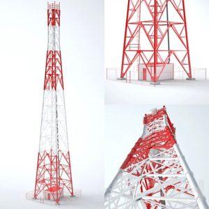 Производство антенно-мачтовых сооружений