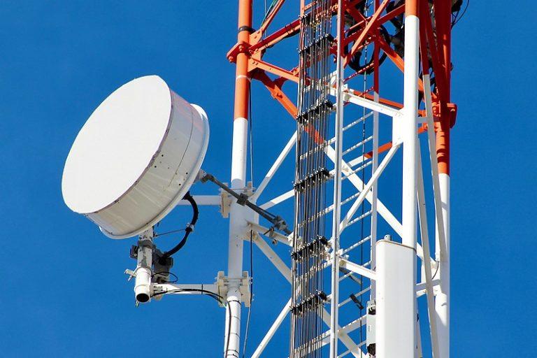 Монтаж и установка вышки и мачты сотовой связи